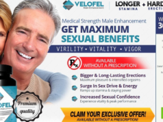 Velofel – Read Review, Functioning, Ingredients, Benefits, Doses & Free Trial