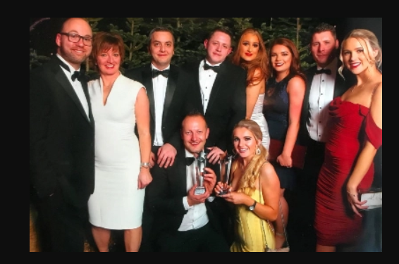 Fylde health and fitness club wins top national award