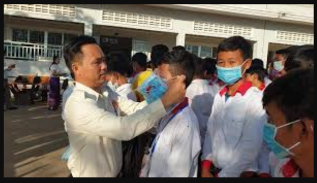 Siem Reap and Phnom Phnom Penh schools face temporary closure amid COVID-19 pandemic