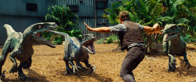 Are velociraptors really what they are portrayed in movies and books?