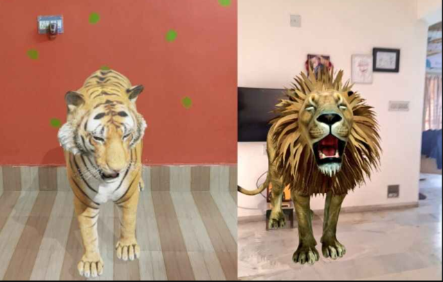 Keep Your Child Engaged during Lockdown by Availing Google's 3D Animal Feature, Here's How