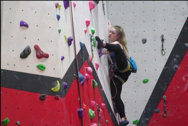 Climbing Wall Hire Info