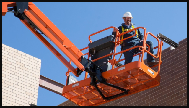 Does Your Business Need A Scissor Lift?