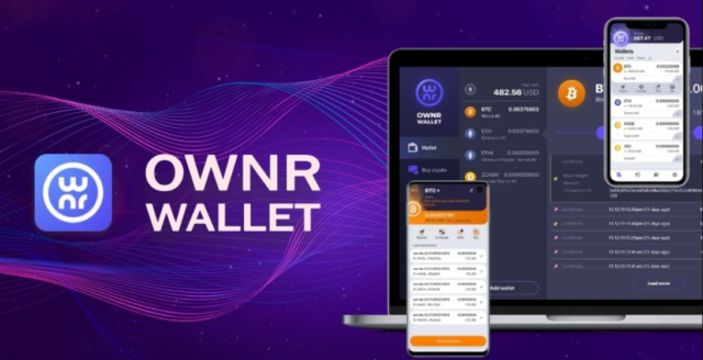 Looking at a rise in cryptocurrency trading with OWNR Wallet
