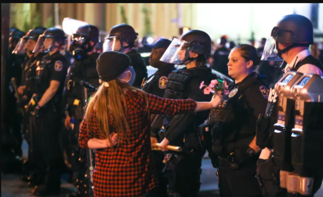 Louisville cop in the fatal shooting of David McAtee had mocked protester on Facebook