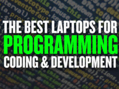 best laptops for coding