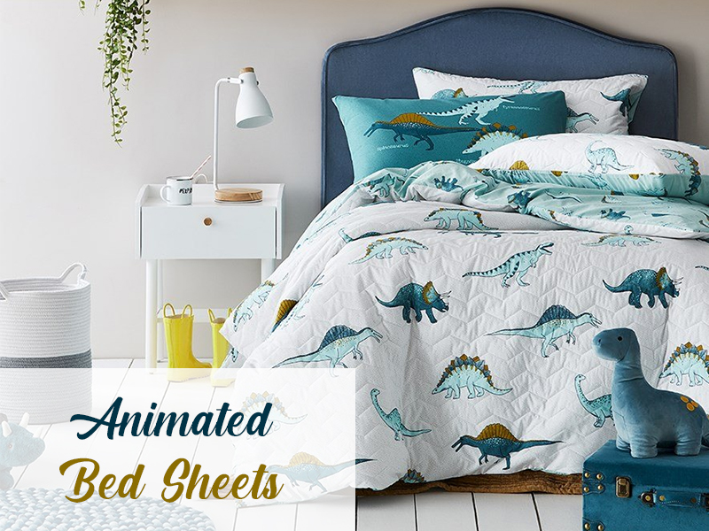 Animated Bedsheet