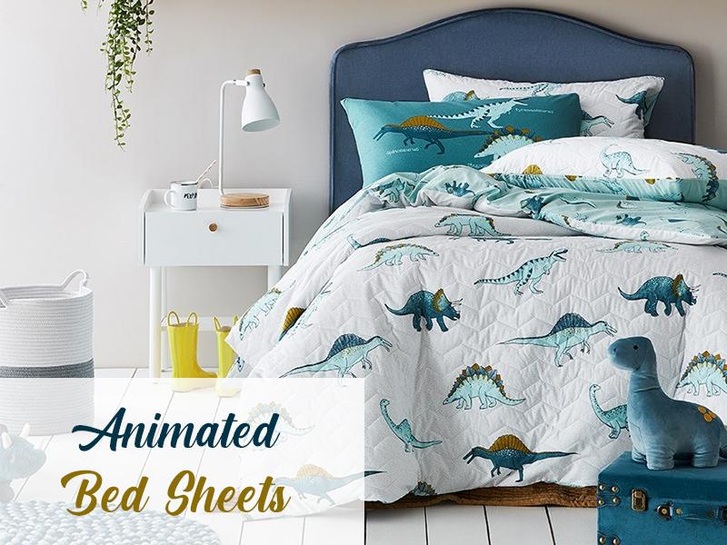 Animated Bedsheet