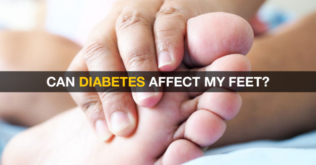 How Can Diabetes Damage Your Feet? – Know The Facts!